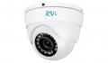 Антивандальная IP-видеокамера RVI-IPC33S (3,6 мм)