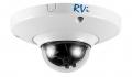 Антивандальная IP-видеокамера RVI-IPC74 «рыбий глаз»