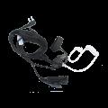 Гарнитура KHS9 с прозрачным звуководом