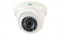 Купольная TVI видеокамера RVi-HDC311B-T