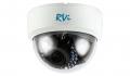 Купольная видеокамера RVi-C321 (2,8-12 мм)