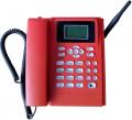 Стационарный GSM-телефон Kammunica (red)