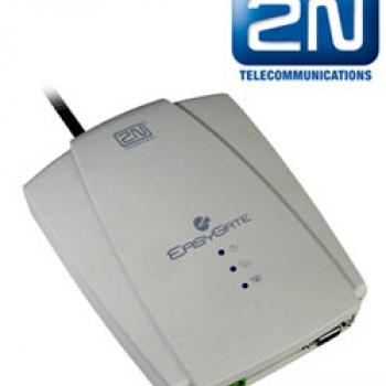 2N Ateus EasyGate (501303Е) - аналоговый GSM шлюз