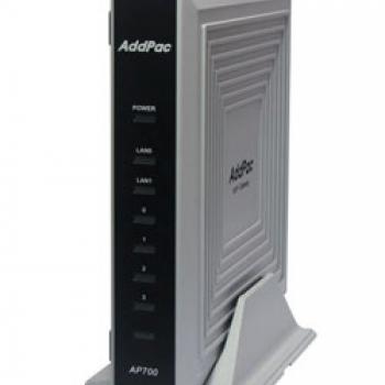 AddPac AP700P - аналоговый VoIP шлюз, 4 порта FXS (AP700)