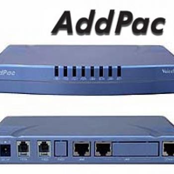 AddPac AP200E - VoIP шлюз, 1 порт FXO и 1 порт FXS (ADD-AP200E)