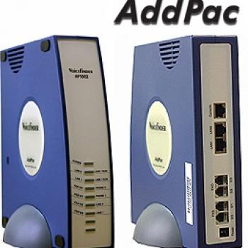 AddPac AP1002 – VoIP шлюз, 2 порта FXS, 2 порта FXO (ADD-AP1002)