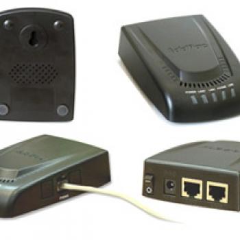 AddPac AP100B – компактный VoIP шлюз, 2 порта FXS (ADD-AP100B)