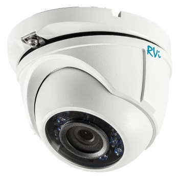 Антивандальная TVI видеокамера TVI RVi-HDC321VB-T