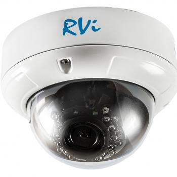 Антивандальная видеокамера с ИК-подсветкой RVi-129 (2,8-12 мм)