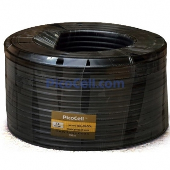Кабель PicoCell 10D/FB (CCA) PVC