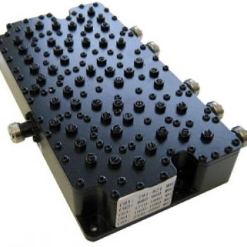 Комбайнер 5х1 GSM900/GSM1800/UMTS2000/Wi-Fi2400/LTE2500