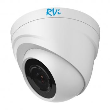 Купольная CVI видеокамера RVi-HDC311B-C