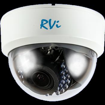 Купольная IP-видеокамера RVi-IPC31S (2,8-12 мм)