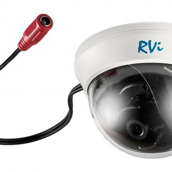 Купольная видеокамера RVi-C310 (2,8 мм)