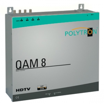Головная станция QAM 8 EM