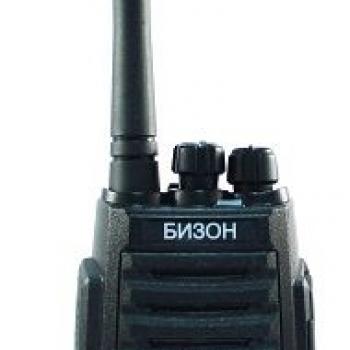 "Радиостанция ""БИЗОН"" КТ-25 (400-480 МГц)"