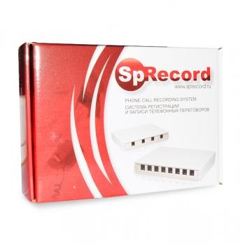Система SpRecord A8