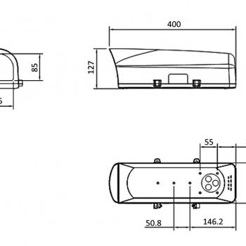 Термокожух RVi-H2/220-12