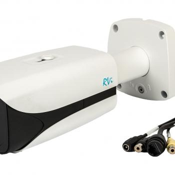 Уличная IP-видеокамера RVi-IPC43-PRO (2,7-12 мм)