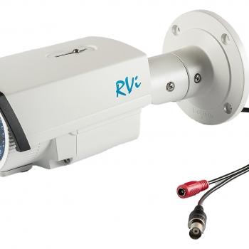Уличная видеокамера с ИК-подсветкой RVi-165C (2,8-12мм)