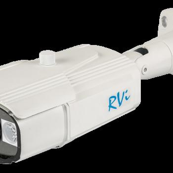 Уличная видеокамера с ИК-подсветкой RVi-C421 (5-50 мм)